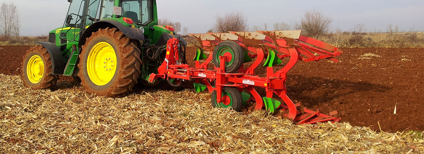 Reversible mouldboard plough rfp