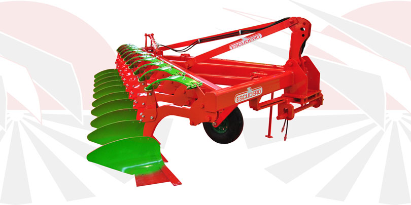 Fixed Ecologic plough chb