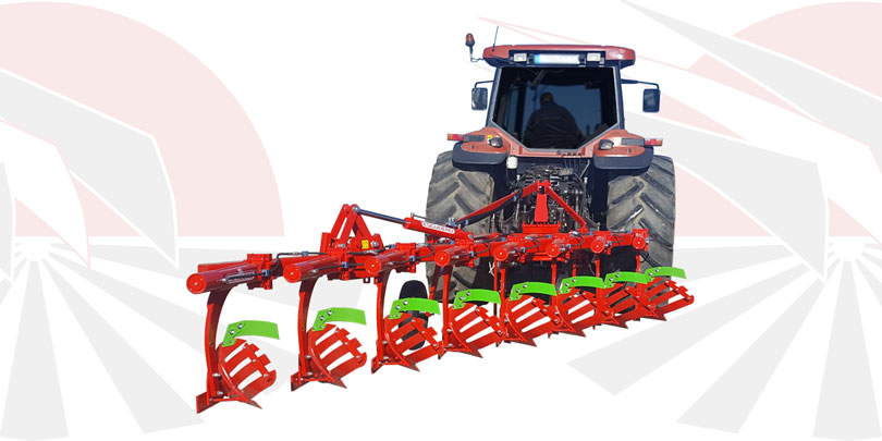 Fixed Ecologic plough chfh