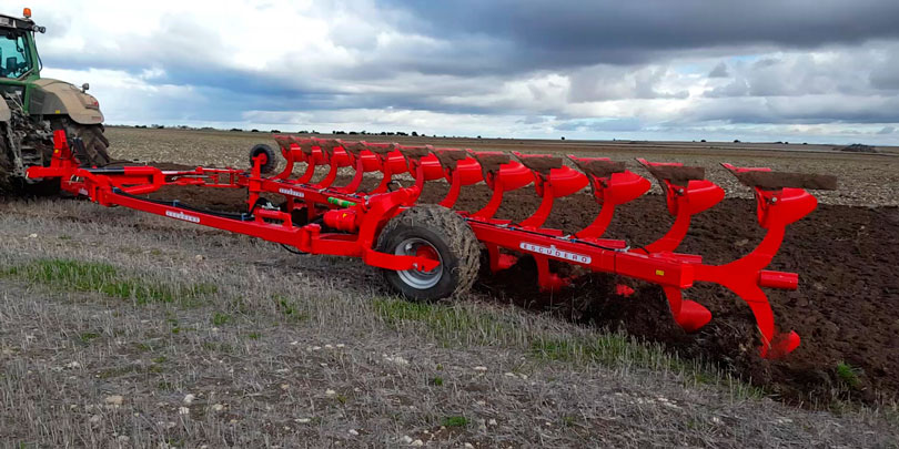 Reversible Ecologic plough chrhsmp