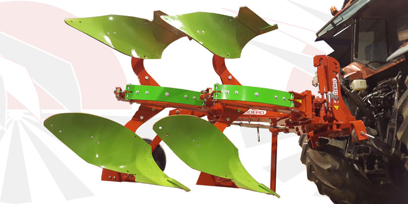 mouldboard plough rbp