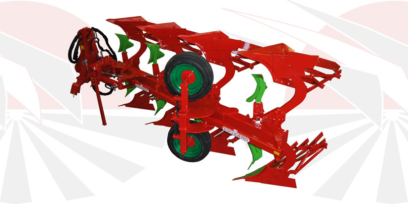 RFP Reversible Maize mouldboard plough