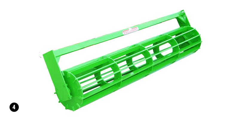 Bar roller