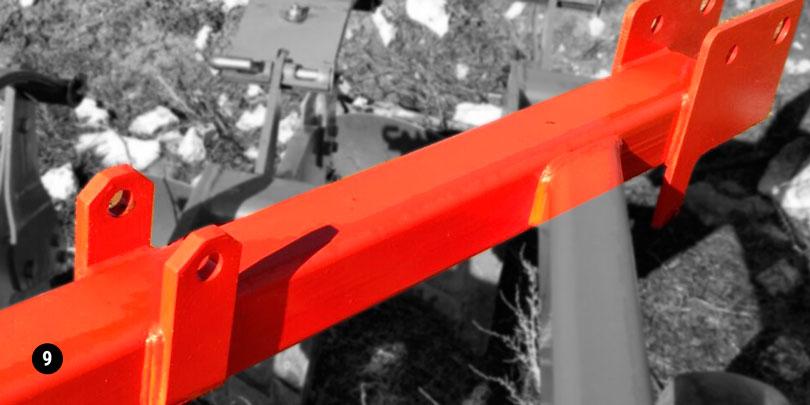 hydraulic folding