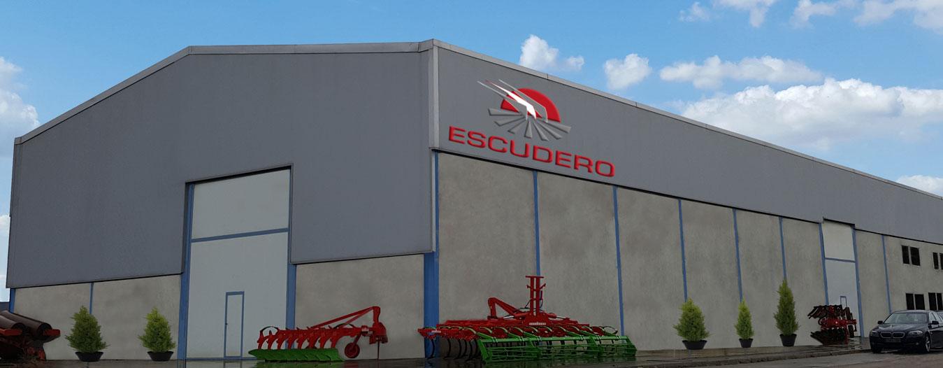 Drapeau de la compagnie Escudero