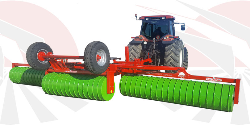 RDFA Water Roller
