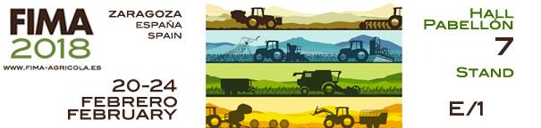 Fima 2018 feria agrícola